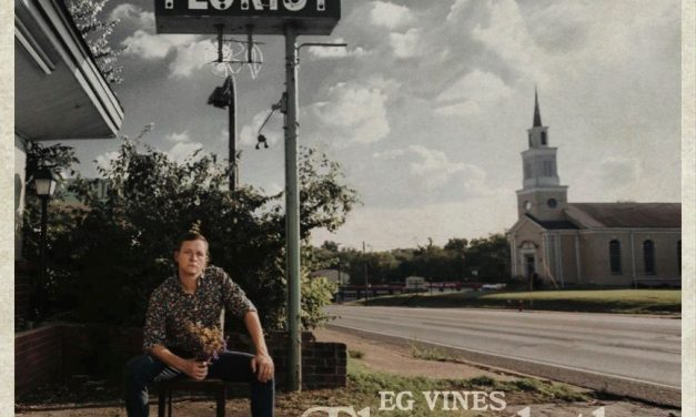 EG Vines' Rock-Driven Sophomore Effort Through the Mirror Out August 27th