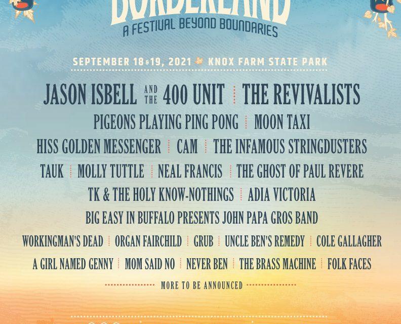 Borderland Festival Announces Lineup
